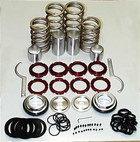 geo storm suspension performance coilover coil over