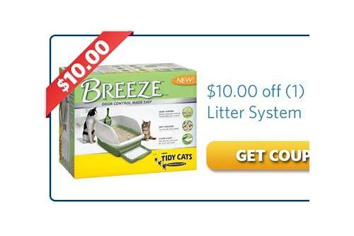 tidy cat breeze $10 coupon
