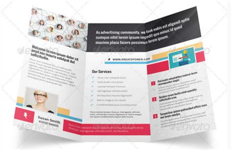 Credit Card Brochure Template by 10 Original Advertising Brochures Give Customers