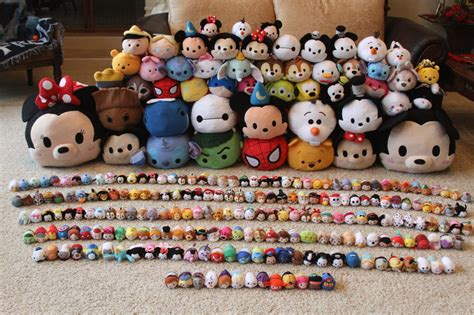 All Collection the tsum tsum corner new tsum tsum explosion collection