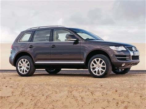2009 Volkswagen Touareg by 2009 Volkswagen Touareg Review Prices Specs