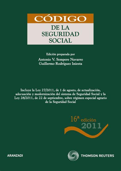 clave de la seguridad social servicioscorpansesgobar c 243 digo de la seguridad social derecho del trabajo