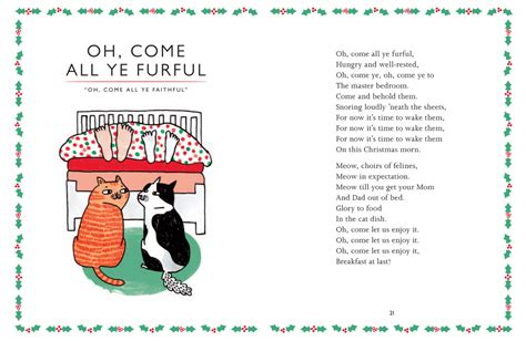 cat songs songs to sing to your cat and other feline favourites books adorable cats singing carols huffpost