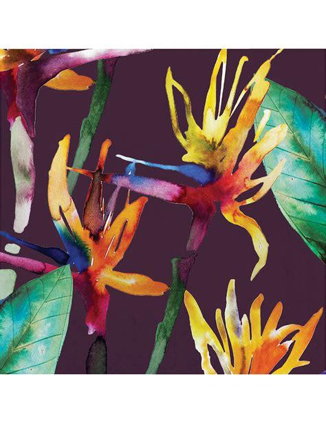 fiori con tovaglioli carta 16 tovaglioli di carta con fiori tropicali su vegaooparty