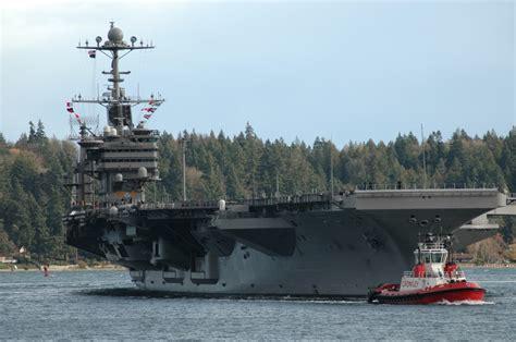 nuove portaerei americane le portaerei americane tutte pronte tutte ferme