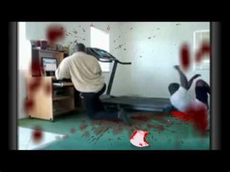 Treadmill Meme - guy falls of treadmill meme poor kirby takes the brunt
