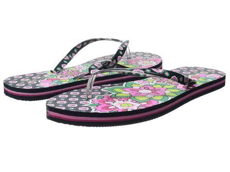 vera bradley sandals flip flops vera bradley flip flops zappos free shipping both ways