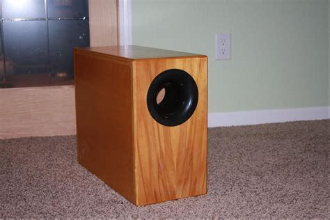require speaker plan for a dual 6 quot drivers home theater