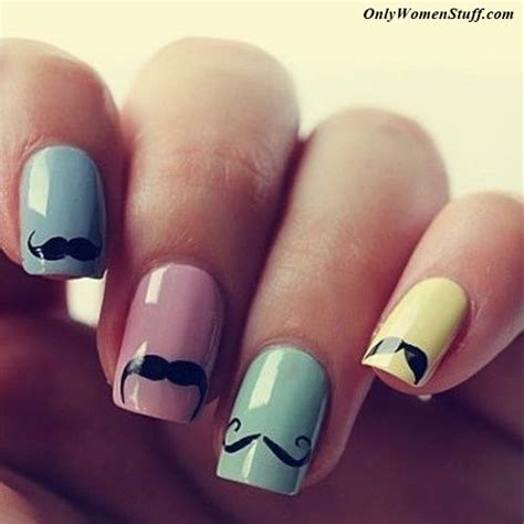 20 easy nail designs for to do at home step by step