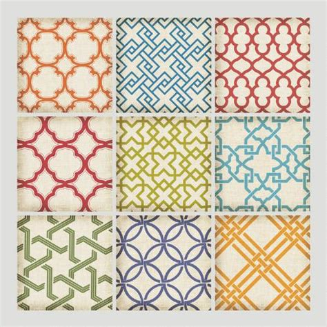 tile wall stickers geometric tiles wall decals world market