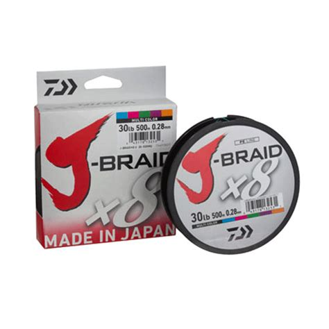 Tali Daiwa J Braid X8 Pe 8 1 daiwa x8 j braid 300m multi colour all sizes on sale