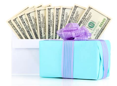 wedding gifts are guests less likely to send a gift or money if the