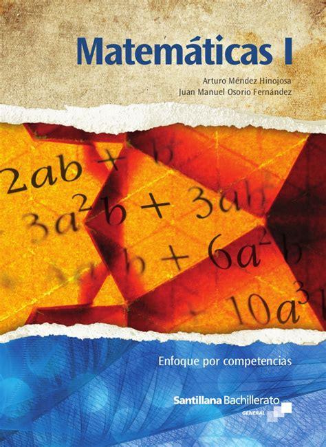 libros de santillana secundaria matematicas i santillana