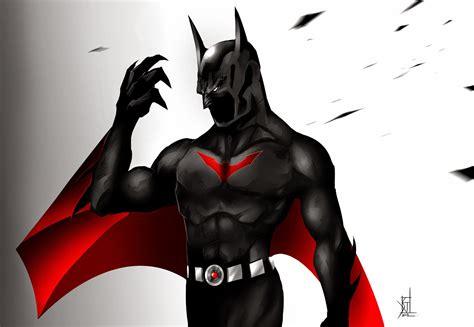 wallpaper batman kartun kumpulan gambar batman beyond gambar lucu terbaru