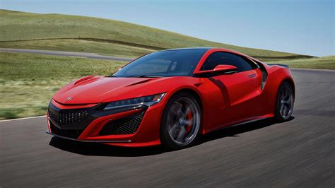 2019 acura nsx 2019 acura nsx drive complicated emotions motor trend