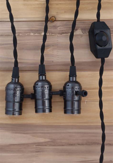 light cord with switch kingso e27 e26 edison socket vintage style pendant light