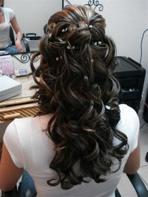 American Wedding Hairstyles Half Up by Wedding Hairstyles For Hair Half Up Half