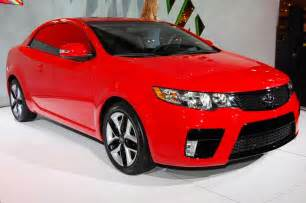 2011 Kia Forte Koup Ex Design Car