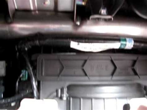 Switch Lps Ac Honda New Accord how to change 2003 2007 honda accord ac filter