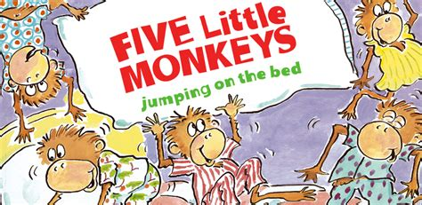 five little monkeys jumping 0547510756 five little monkeys jumping on the bed amazon it appstore per android