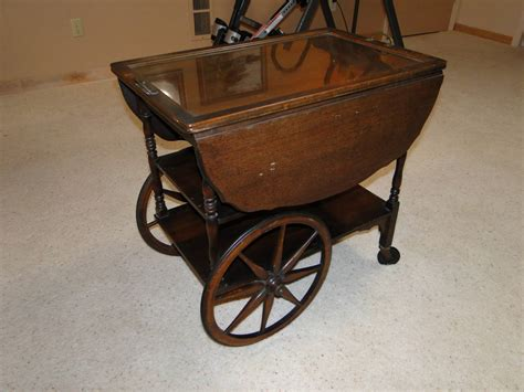 Imperial Furniture Grand Rapids by Imperial Furniture Tea Trolley Antique Appraisal