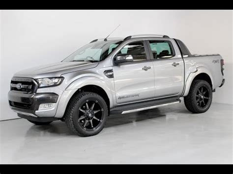 "ford ranger wildtrak facelift with flares and 20"" alloys"