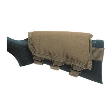 voodoo tactical cheek rest for fixed rifle stocks