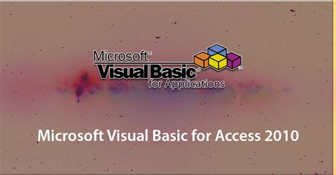 tutorial microsoft visual basic for applications microsoft visual basic for applications online course