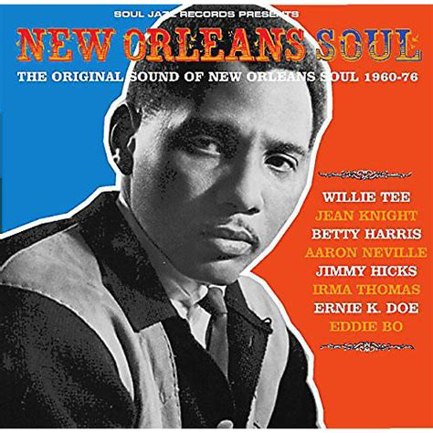 Records New Orleans Soul Jazz Records Presents New Orleans Soul Sound Of New Orleans 1960 76 Wwbw