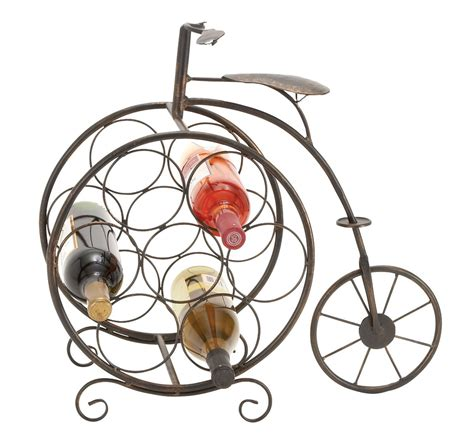 unique wine racks home decorator shop