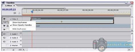 desain grafis tutorial adobe premiere cara mengatur opacity pada adobe premiere pro blog azis