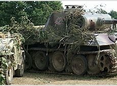 Surviving German WW2 Panther Tank Ausf. A Number 425 ... Ww2 Sherman Tanks For Sale
