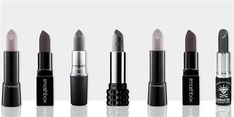 7 Best Gray Lipstick Shades 2017   Our Favorite Grey Lipsticks for a Bold Look