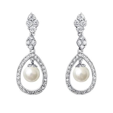 Ohrringe Hochzeit Vintage by Earrings Wedding Earrings