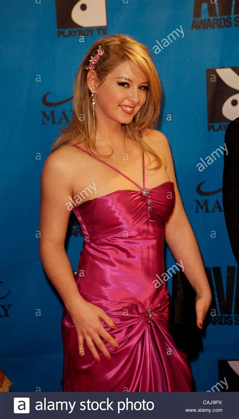 the 25th annual avn awards carpet and show held at