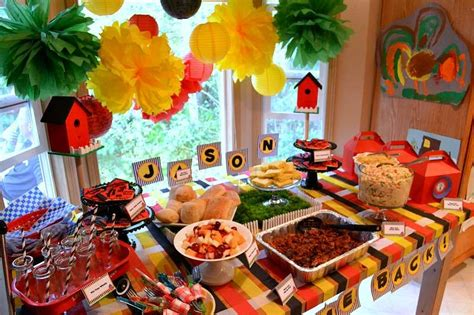 decoration ideas for party at home welcome home party decorations marceladick com