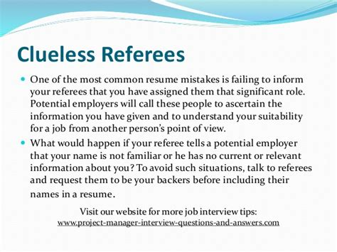 7 Resume Mistakes by 7 Resume Mistakes To Avoid