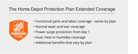 home depot extended protection plan the home depot protection plans