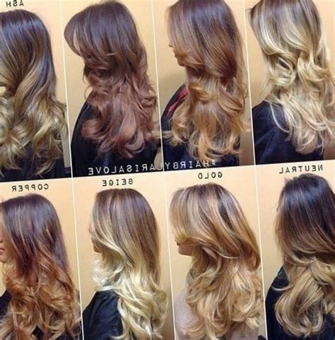 latest hair colouring technic hair coloring techniques 2014 2015 of new hair color