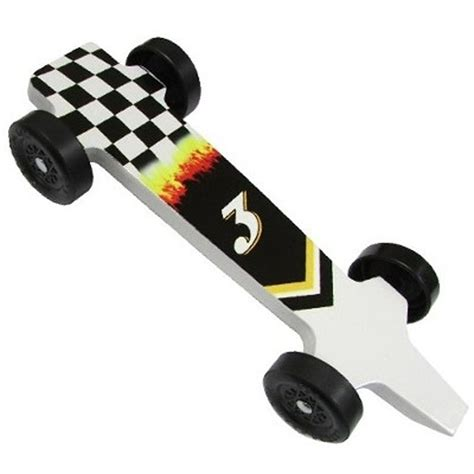 Challenger Pinewood Derby Car Kit Fast Pinewood Derby Car Templates