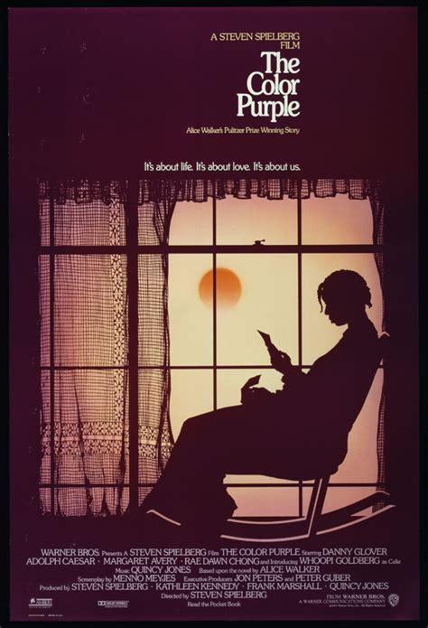 the color purple book release date the color purple 1985