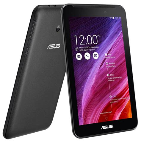 Tablet Asus Fonepad 7 Fe170cg asus fonepad 7 fe170cg with 7 inch display dual sim goes on sale in thailand