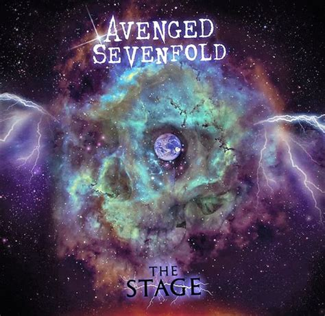 Avenged Sevenfold The Stage avenged sevenfold the stage 2016 rock