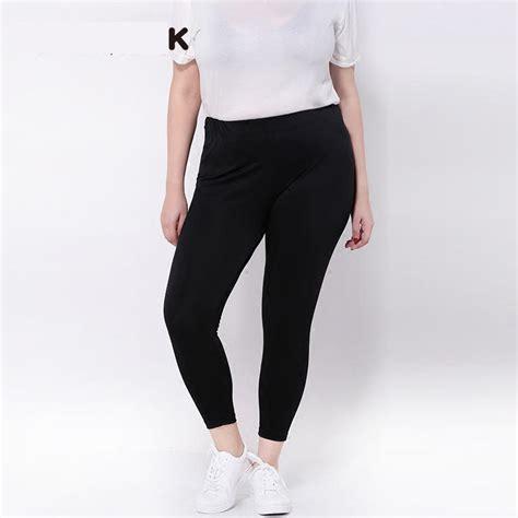 Legging Alissa Size Xl plus size 5xl 6xl autumn big sizes clothing large slim legging xxxxl
