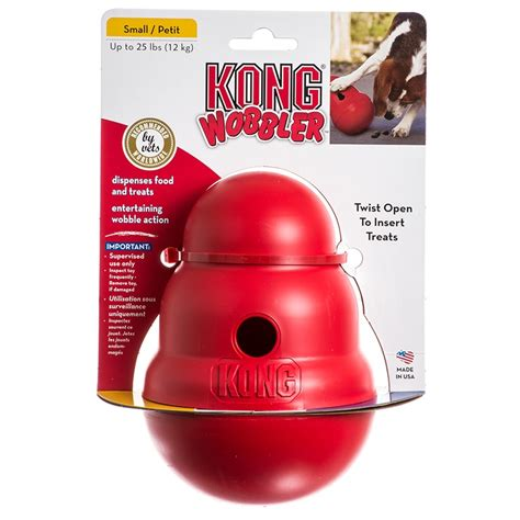 wobblers in dogs kong kong wobbler interactive toys