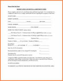 doc 736952 free printable rental lease agreement free