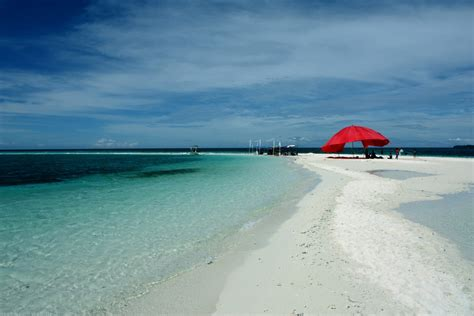 boat club golden beach camiguin white island around the world
