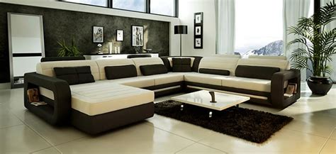 modern living room sectionals modern custom leather sofa sectional sofas and sofa
