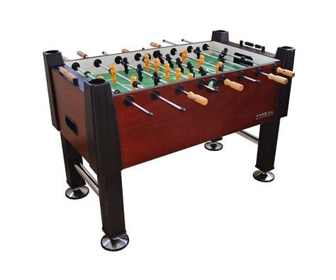 carrom foosball table carrom signature cherry foosball table free
