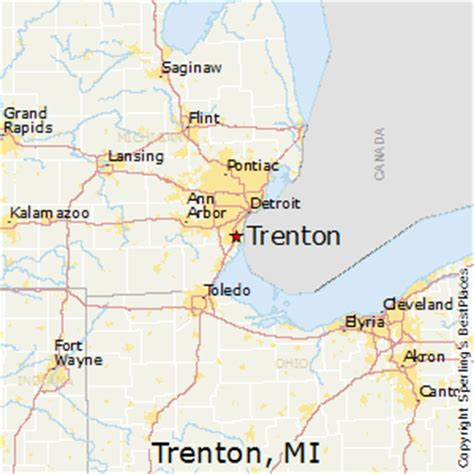 Most Expensive States To Live In best places to live in trenton michigan